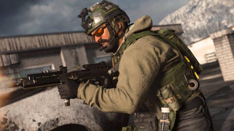 cod warzone soldat feuer action seite titel