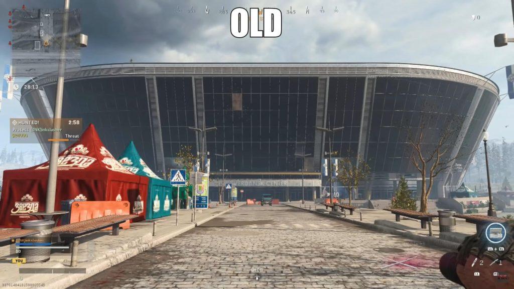 cod warzone stadion ingame vergleich teaser