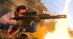 Spieler erschießt eine Rakete in CoD MW – Wusste gar nicht, dass das geht