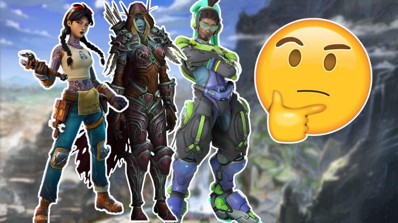 MeinMMO-Quiz: Erkennt ihr diese 15 Multiplayer-Games anhand von Emojis?
