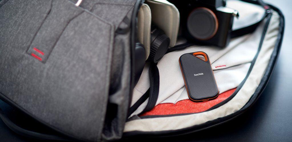 Diese SSD ist der ideale Begleiter für Fototouren und Ausflüge, auf denen ihr viel Speicher braucht.