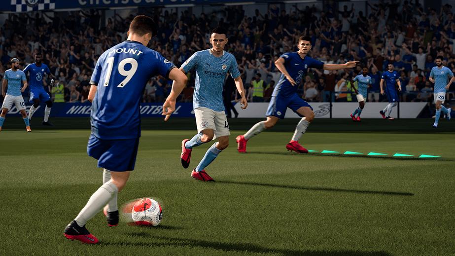 FIFA 21 Creative Runs