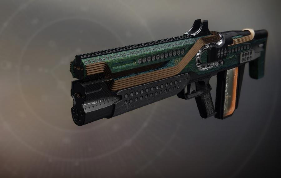Kalte Verweigerung Impulsgewehr Destiny 2