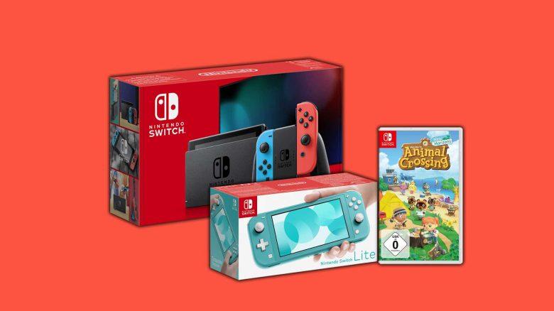 MediaMarkt Angebot: Nintendo Switch zum aktuellen Bestpreis
