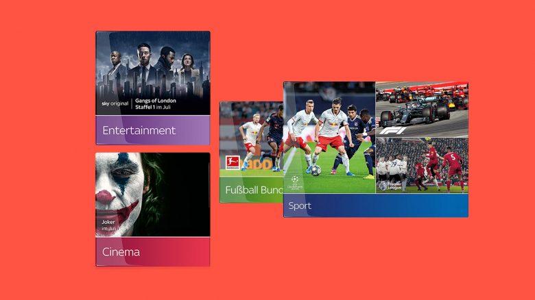 Alles Neu bei Sky: Serien-, Filme und Sport günstiger denn je