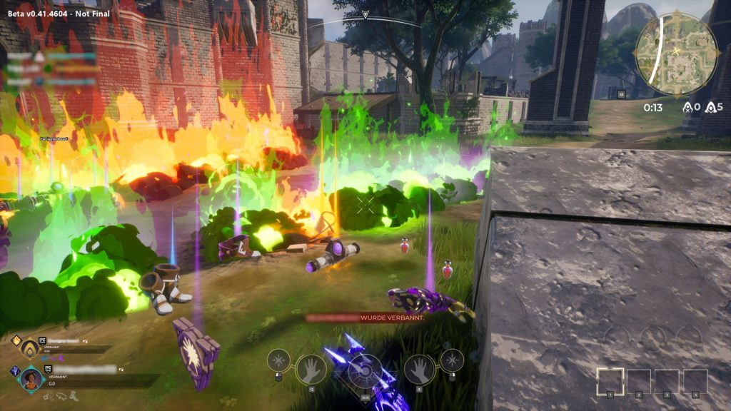 spellbreak beta alle tot