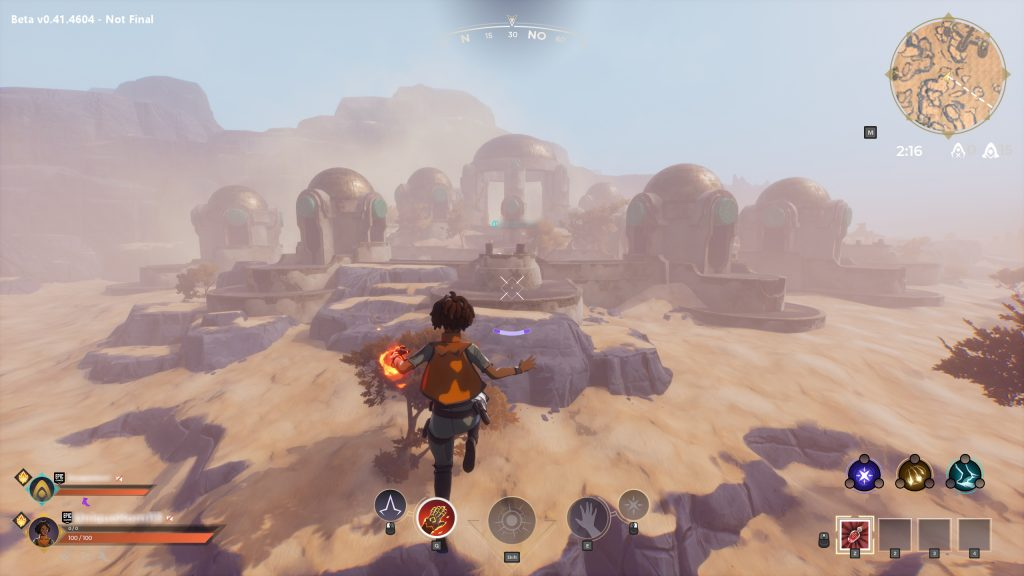 spellbreak beta ödes land