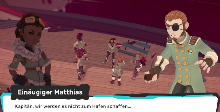 Temtem Matthias Npc Story