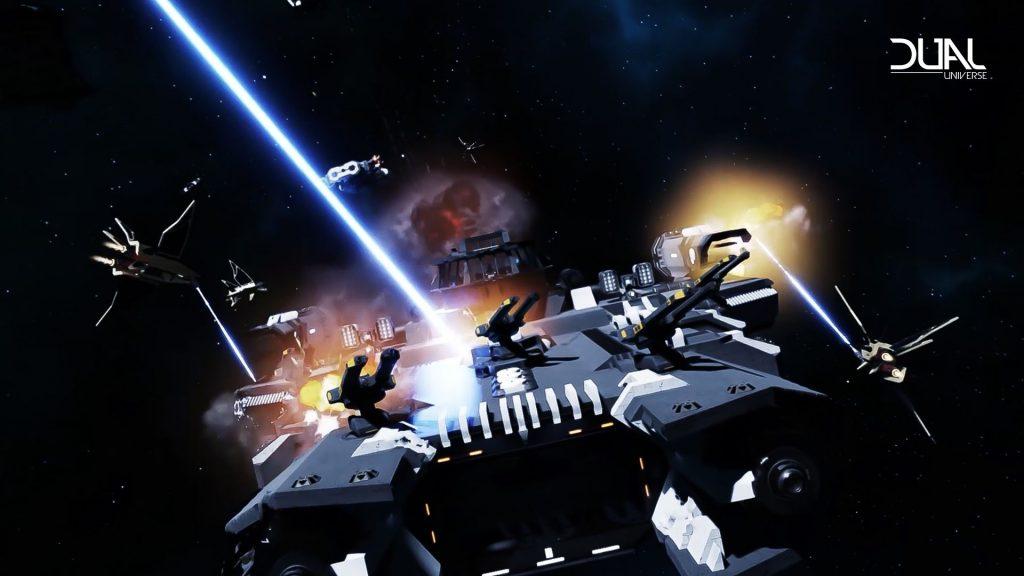 Dual Universe Raumschlacht