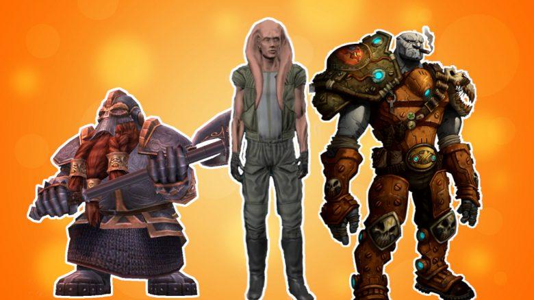 5 tote MMORPGs