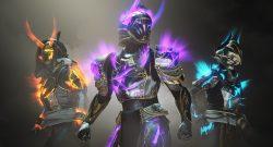 Armor Glow Glühen Sonnenwender Solstice Titel Destiny 2