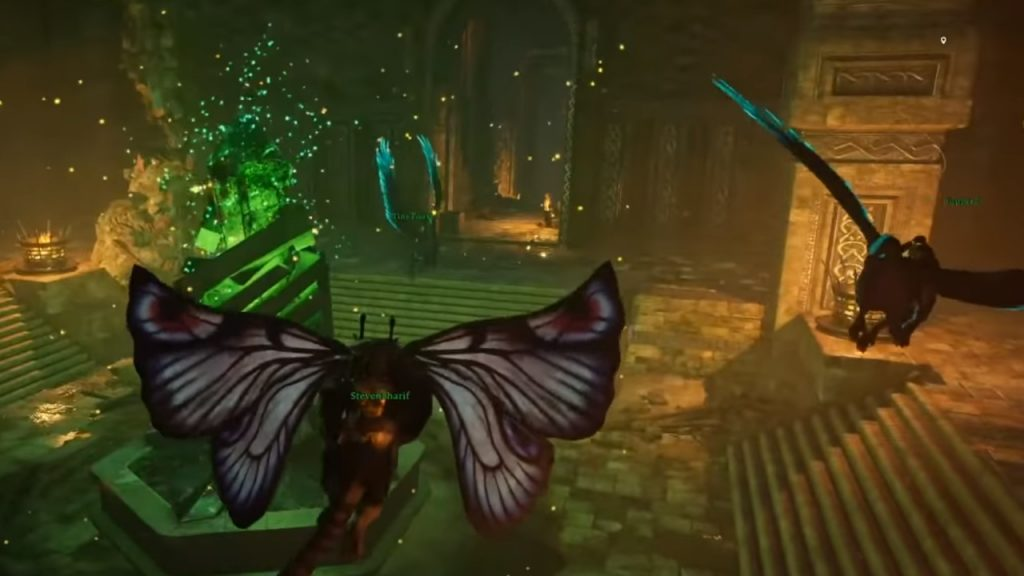 Ashes of Creation Flying Mounts Dungeons