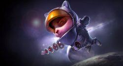 Astro Teemo LoL TFT