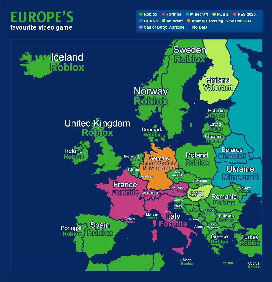 Beliebsteste Spiele Corona Europa