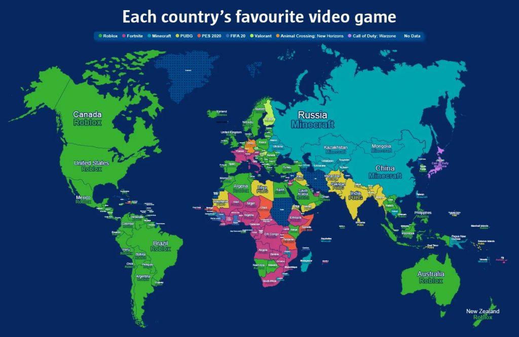 Beliebsteste Spiele Corona Welt