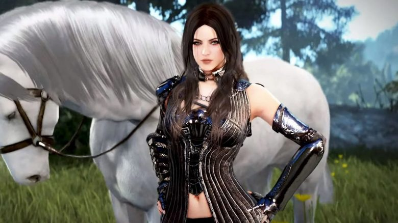 Black Desert Meghan Fox