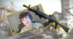 Call of Duty Modern Warfare AN 94 Octane Build Titel