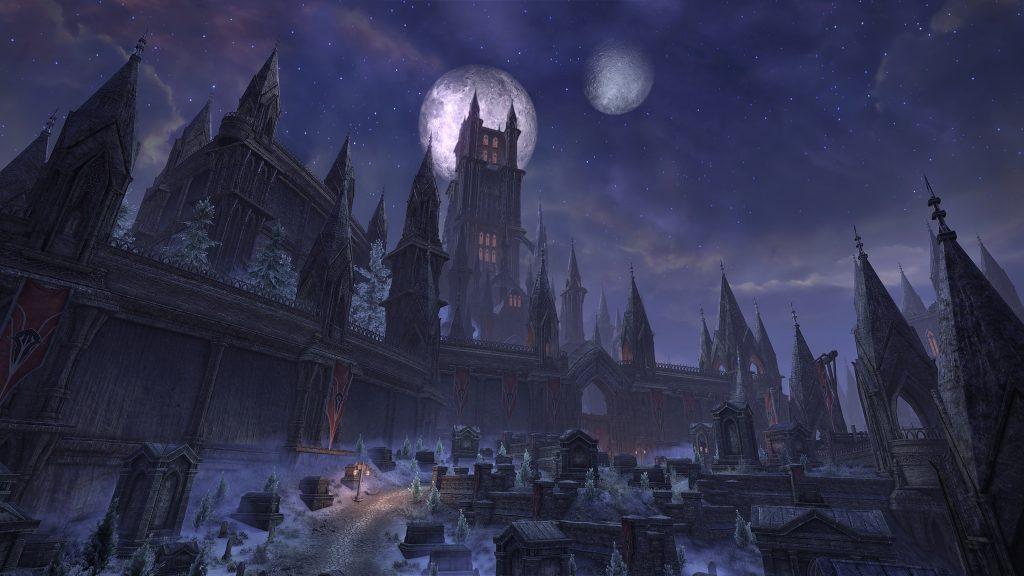 Castell Dorn Bild