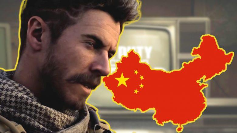 CoD Cold War: Neuer Trailer verschwindet, weil China ein Bild nicht sehen will