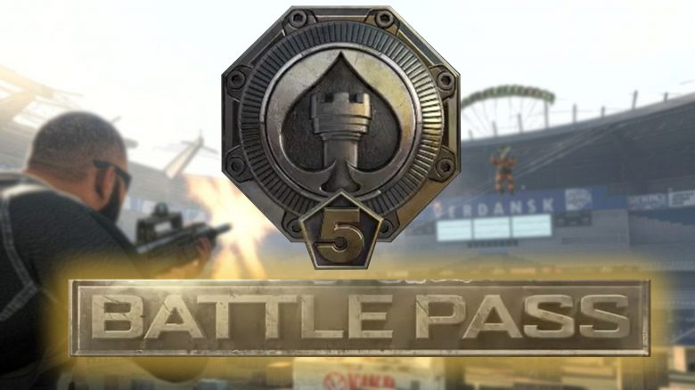 CoD Warzone Battle Pass Season 5 Titel