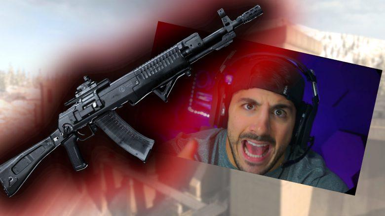 CoD Warzone DÄmonenwaffen Titel Nickmercs