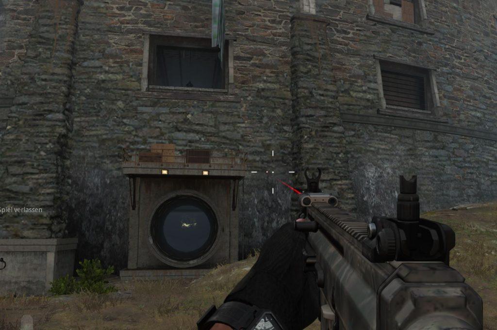 CoD Warzone Gulag Fenster und Kanal 2