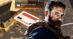 Rote Zugangskarten sind zurück in CoD Warzone – Bringen Loot und Geheimnisse