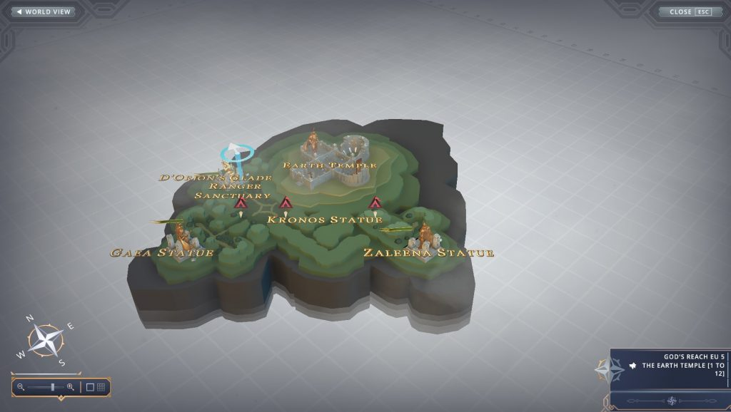 Crowfall Map