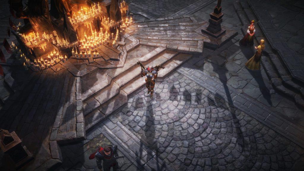 Diablo Immortal Charaktere