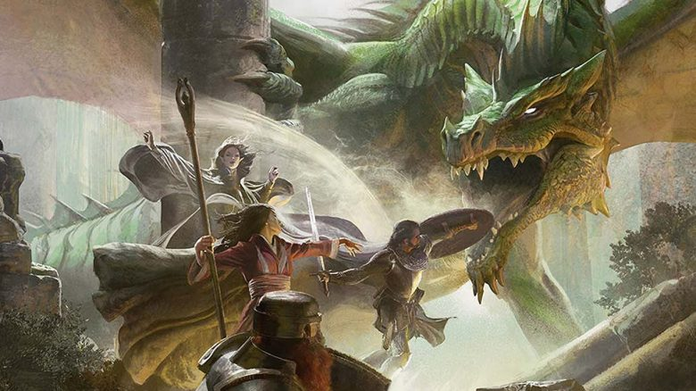 Dungeons and Dragons Online Titel