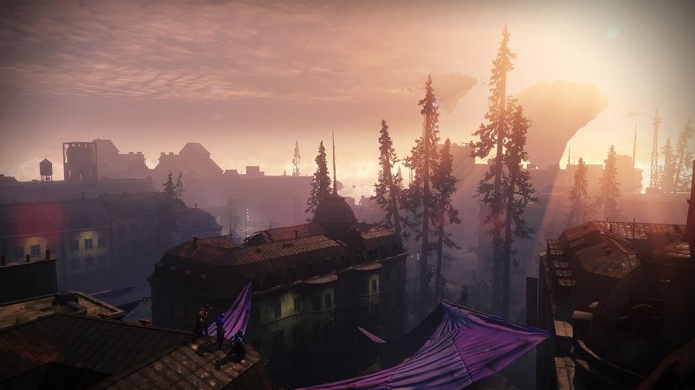 ELZ Luftzone Sonnenwende Destiny 2