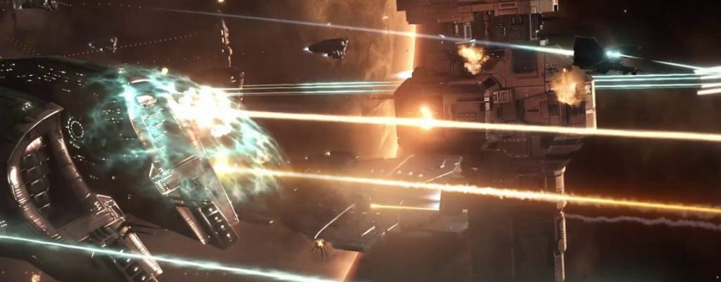 EVE Echoes Header