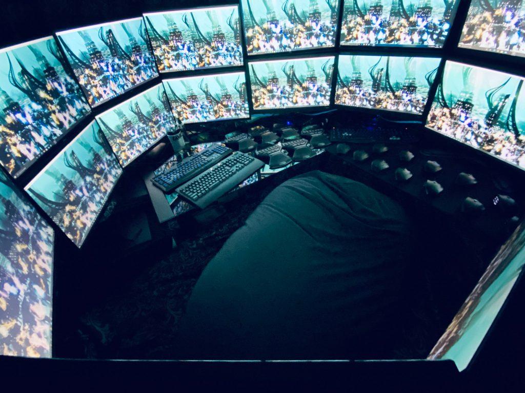 final fantasy xiv setup