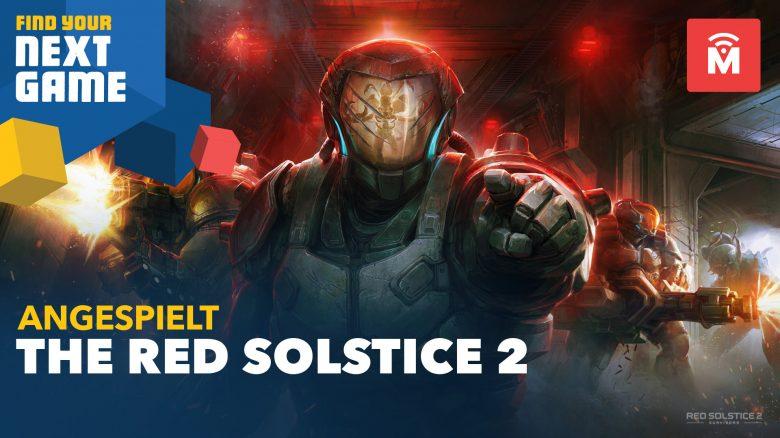 he Red Solstice 2
