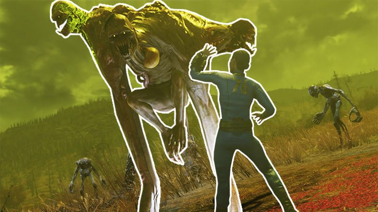 Fallout 76 Wendigo Koloss Titel