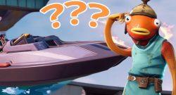 Fortnite deaktiviert Motorboote für alle – Übler Fisch-Glitch ist wohl Schuld