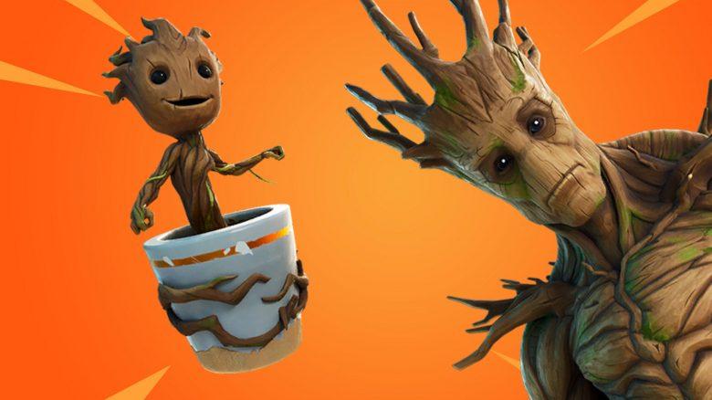 So findet ihr Groot in Fortnite, um euch die Belohnung freizuschalten