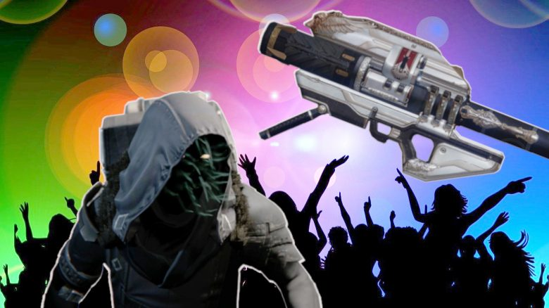 G-Day Xur Gjallarhorn Destiny Party Titel