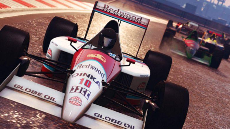 GTA Online Formel 1 titel