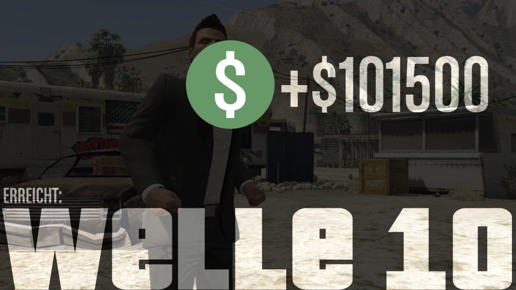 GTA Online Slab City 100k