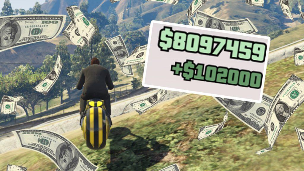 GTA Online Vinewood Hills Titel Geld