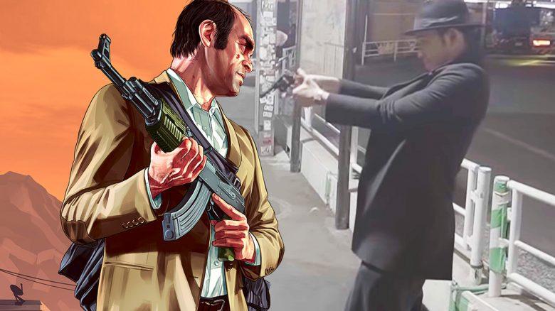 In diesem Video wird Tokio zum Real-Life-RPG á la GTA 5 – Das müsst ihr sehen