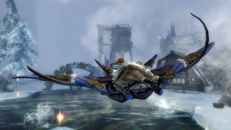 Guild Wars 2: So macht ihr aus eurem Schweberochen jetzt ein Unterwasser-Reittier