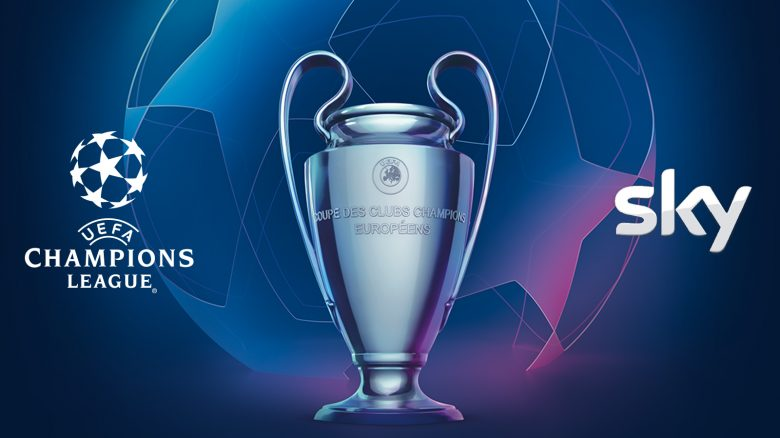 Champions League live: Sky Supersport Ticket & Sport Abo im Angebot