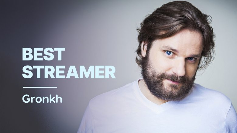 Gronkh Best Streamer Titel