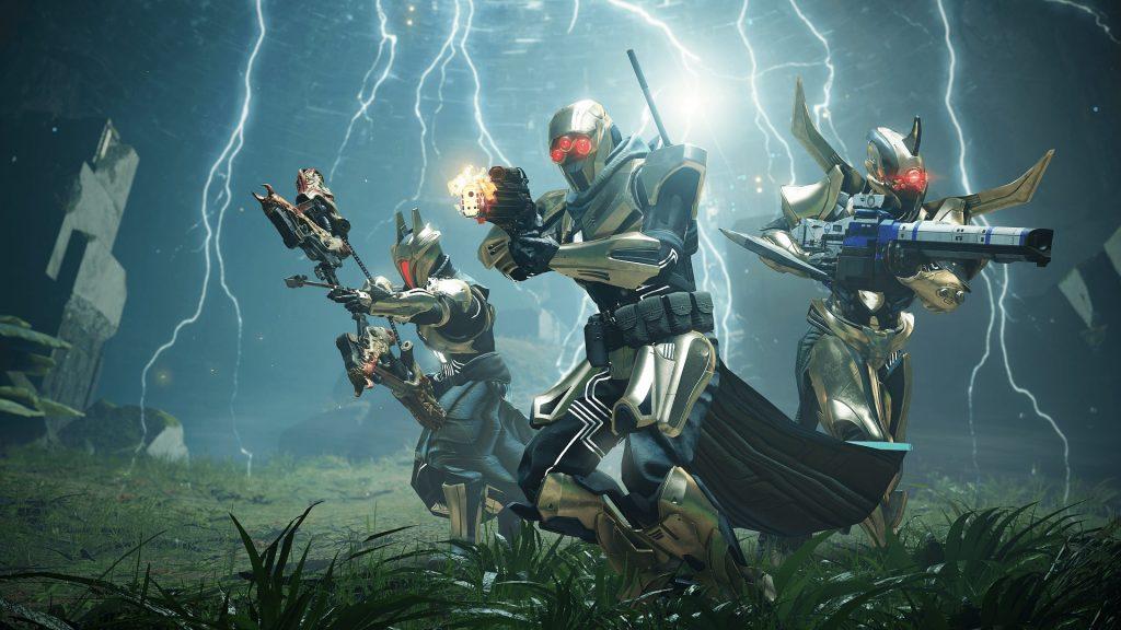 Guardians Power Exotic Invasion Destiny 2 Titel