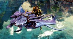 Guild Wars 2 erfüllt großen Spieler-Wunsch mit einem ganz besonderen Reittier