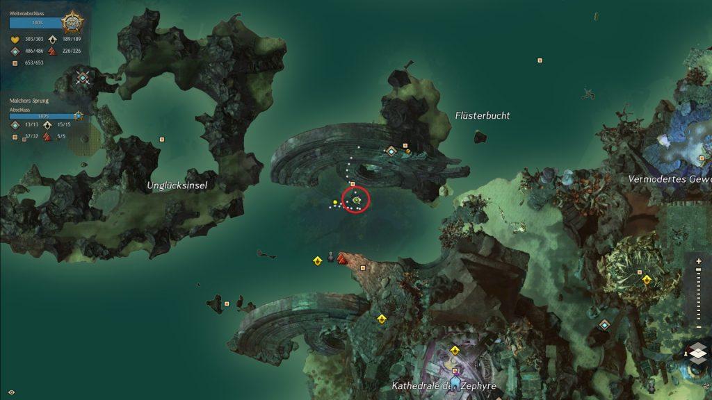 Guild Wars 2 Schweberochen Guide Aaminah