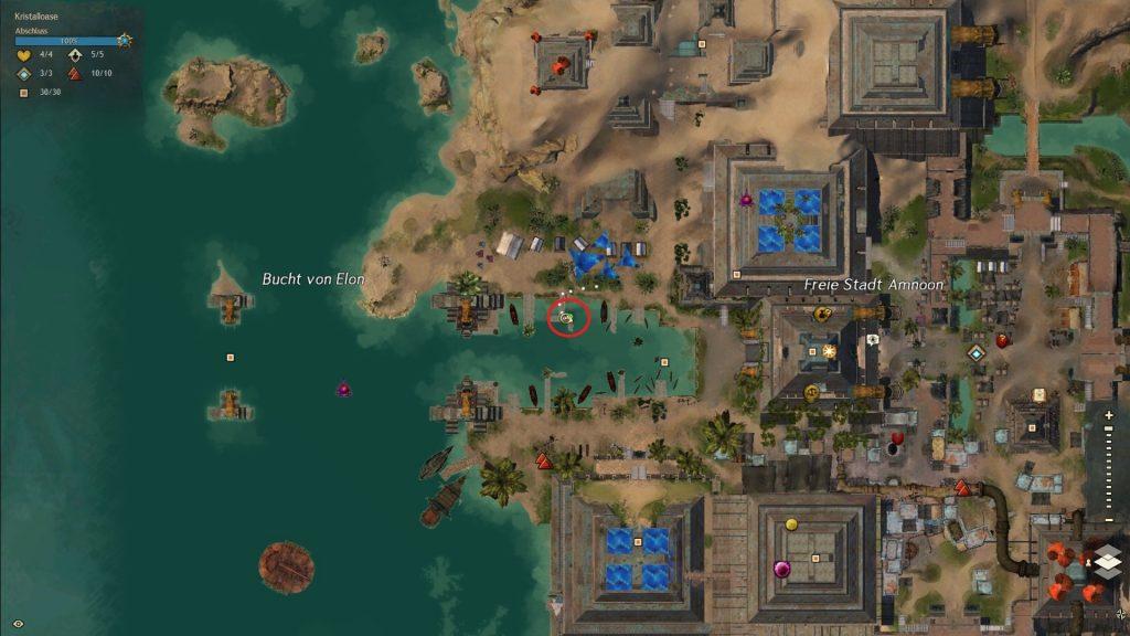 Guild Wars 2 Schweberochen Guide Hafenmeister