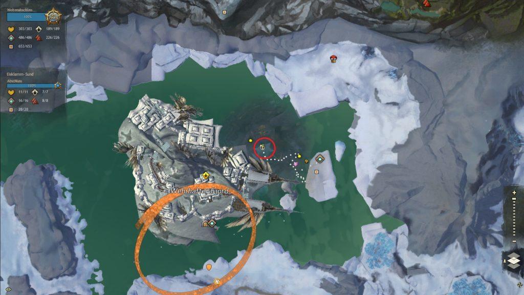 Guild Wars 2 Schweberochen Guide Wächterin Laamaa